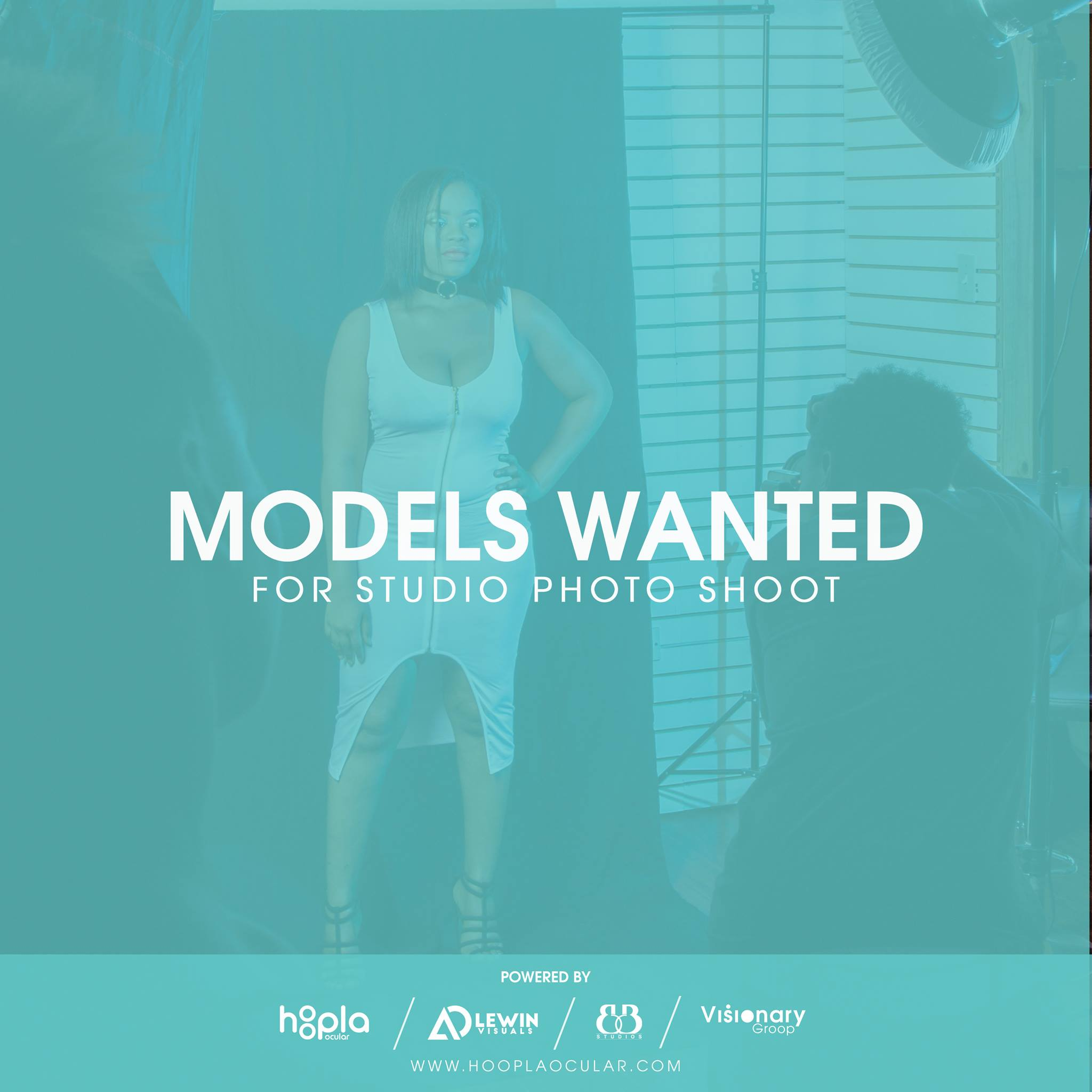 we are seeking models for studio photo shoots; modeling passion preferred!  if y