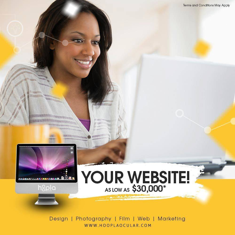 your premier website for as low as $30,000. unlimited domains, website builders,