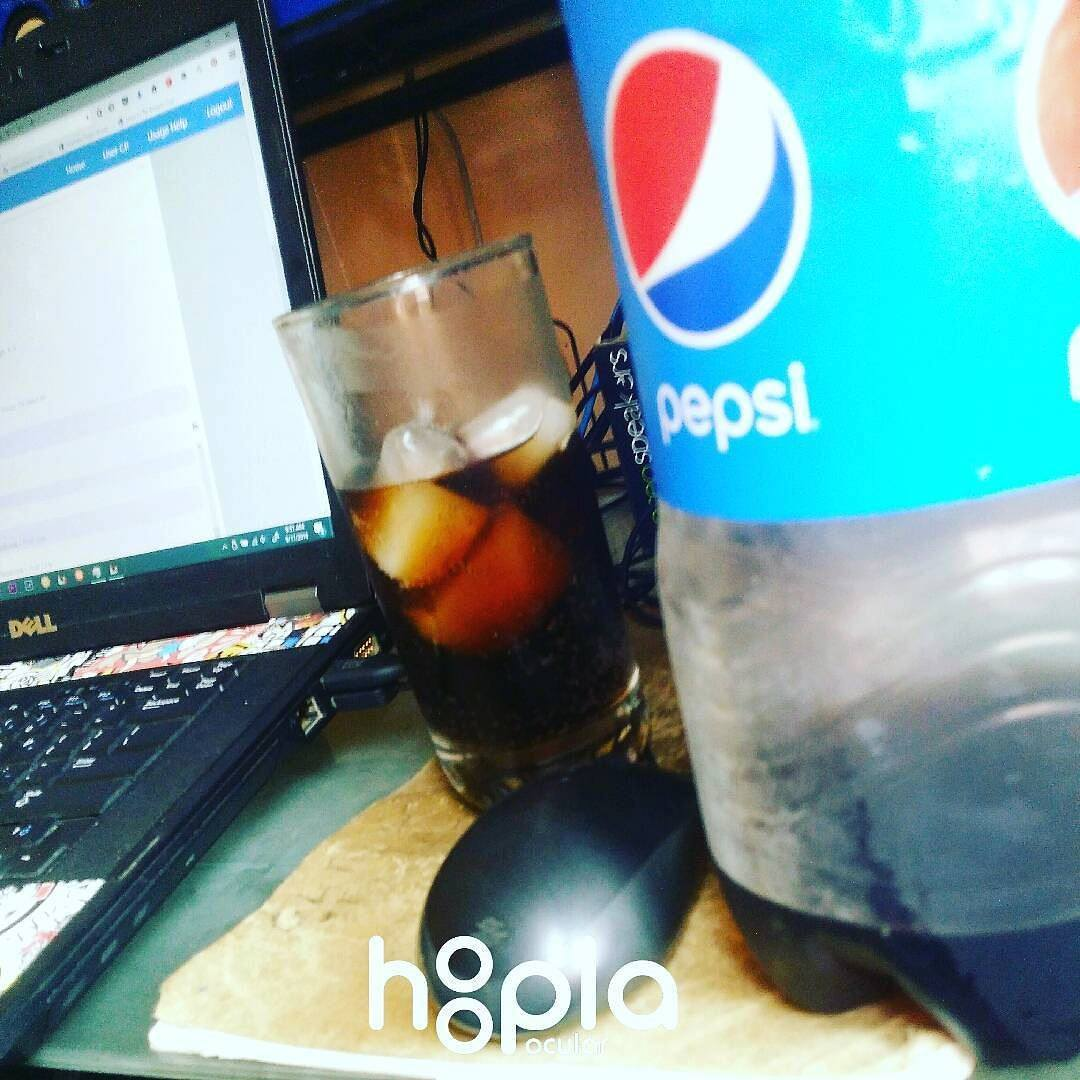 there are two kinds of artist left: those who endorse @pepsijamaica and those ec